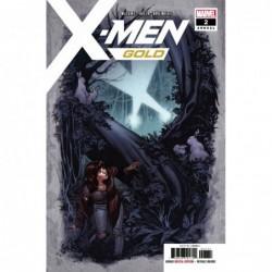 X-MEN GOLD ANNUAL -2