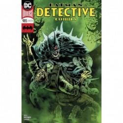 DETECTIVE COMICS -985