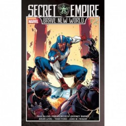 SECRET EMPIRE BRAVE NEW...