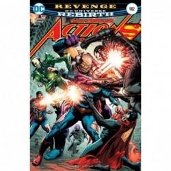 ACTION COMICS -982