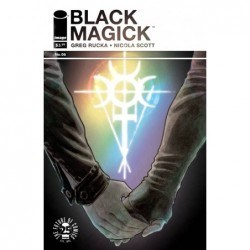 BLACK MAGICK -6 CVR C PRIDE...