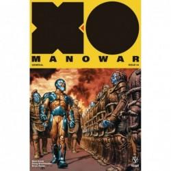 X-O MANOWAR (2017) -4 (NEW...