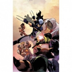 ALL NEW WOLVERINE -22