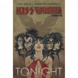 KISS VAMPIRELLA -2 (OF 5)...
