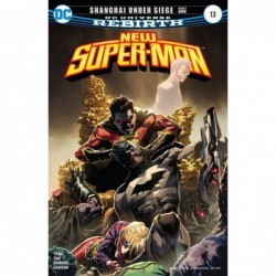 NEW SUPER MAN -13