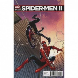 SPIDER-MEN II -1 (OF 5)...