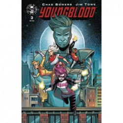 YOUNGBLOOD -3 CVR A TOWE