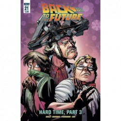 BACK TO THE FUTURE -21