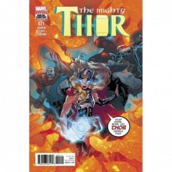 MIGHTY THOR -21