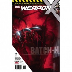 WEAPON X -6 WMD