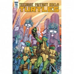 TMNT ONGOING -73 CVR A SMITH