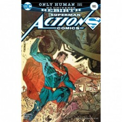 ACTION COMICS -985