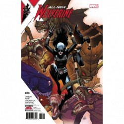 ALL NEW WOLVERINE -23