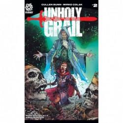 UNHOLY GRAIL -2 CVR A COLAK