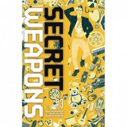 SECRET WEAPONS -3 (OF 4)...