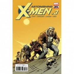 ASTONISHING X-MEN -3