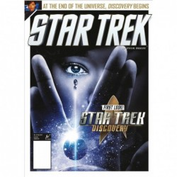 STAR TREK MAGAZINE -62...