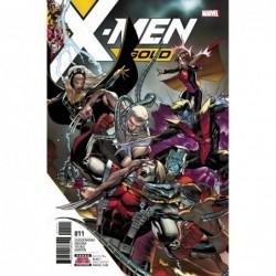 X-MEN GOLD -11