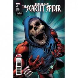 BEN REILLY SCARLET SPIDER -7