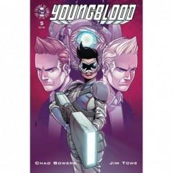 YOUNGBLOOD -5 CVR A TOWE