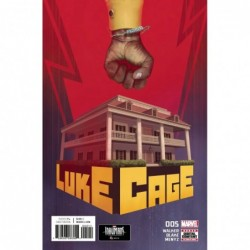 LUKE CAGE -5