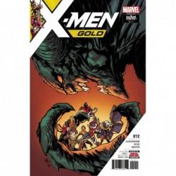 X-MEN GOLD -12