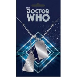 DOCTOR WHO PENDENTIFS DOG...