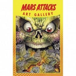 MARS ATTACKS ART GALLERY -1
