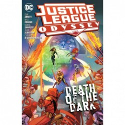 JUSTICE LEAGUE ODYSSEY TP...