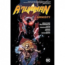 AQUAMAN HC VOL 02 AMNESTY
