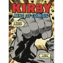 KIRBY KING OF THE COMICS...