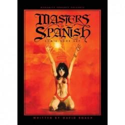 MASTERS OF SPANISH COMIC...