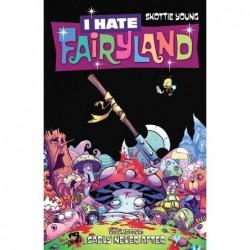 I HATE FAIRYLAND TP VOL 04