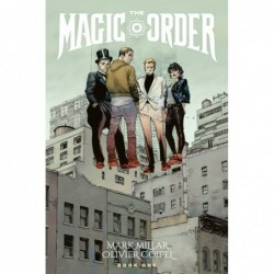 MAGIC ORDER TP VOL 01