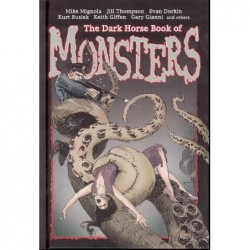 DARK HORSE BOOK OF MONSTERS HC