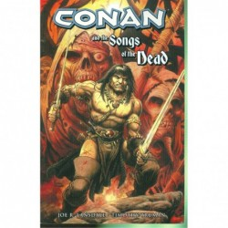 CONAN & THE SONGS O/T DEAD TP