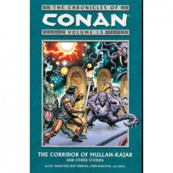 CHRONICLES OF CONAN TP VOL...