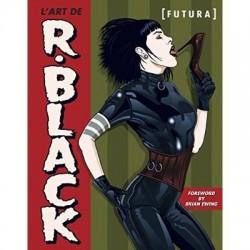 FUTURA ART OF R BLACK HC
