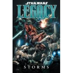 STAR WARS: LEGACY VOLUME 7...