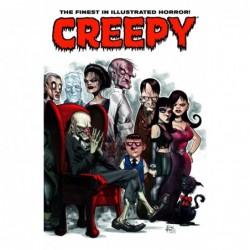CREEPY COMICS TP VOL 01