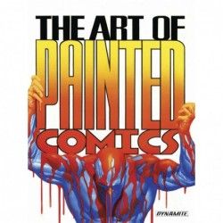 ART OF PAINTED COMICS HC