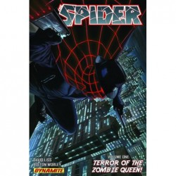 SPIDER TP VOL 01 TERROR O/T...