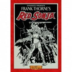 FRANK THORNE RED SONJA ART...