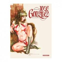 ART OF JOSE GONZALEZ HC