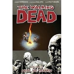 WALKING DEAD TP VOL 09 HERE...