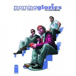 MORNING GLORIES TP VOL 03 P.E.