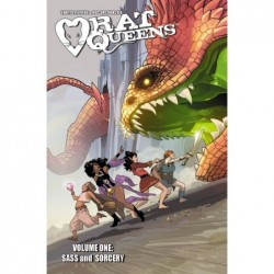 RAT QUEENS TP VOL 01 SASS &...