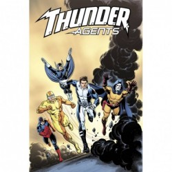 THUNDER AGENTS ONGOING TP...