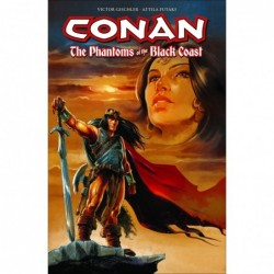 CONAN PHANTOMS O/T BLACK...