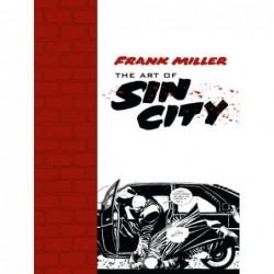 FRANK MILLER ART OF SIN...